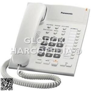 Foto Produk Panasonic KX-TS840ND White dari Glodok Harcopedia