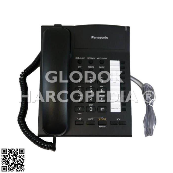 Foto Produk Panasonic KX-TS840ND Black dari Glodok Harcopedia