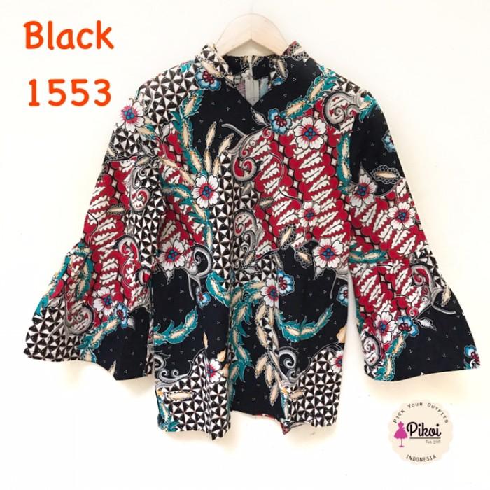Desain Baju Atasan Batik Modern - Inspirasi Desain Menarik