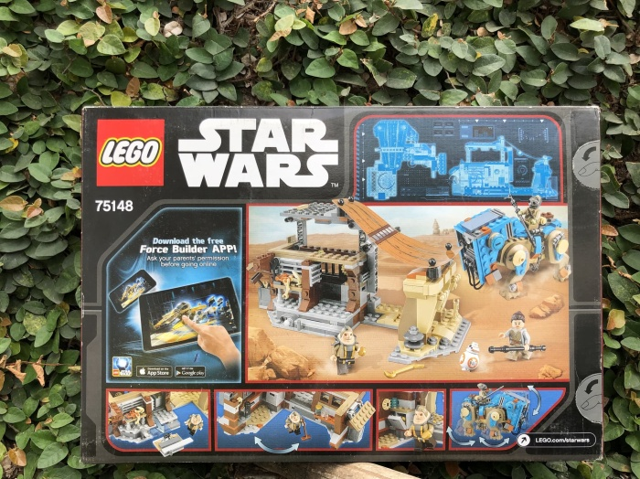 Jual Lego Starwars 75148 Encounter On Jakku New Kota