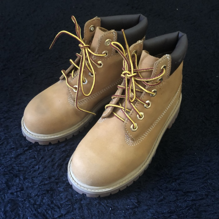 1df5bd21c59bd Jual Preloved VGC Timberland kids boots size 31 (insole 19 cm) - DKI ...