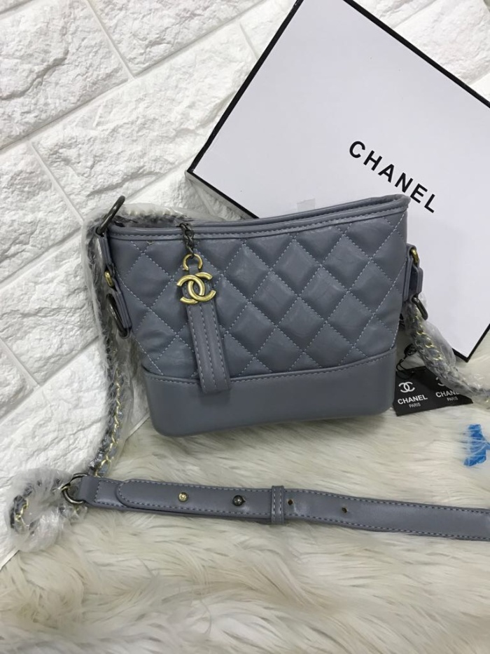 Tas selempang wanita chanel gabrielle hobo sling bag 0afb22f935