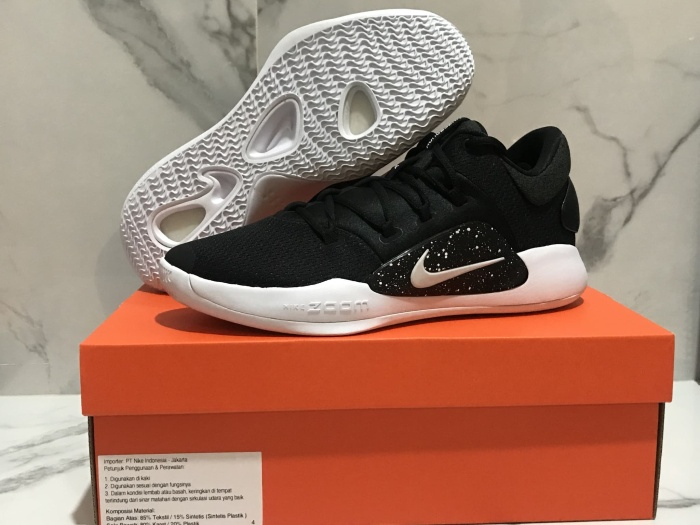 the latest 8abc0 0fa53 Nike Hyperdunk X Low EP Black Original