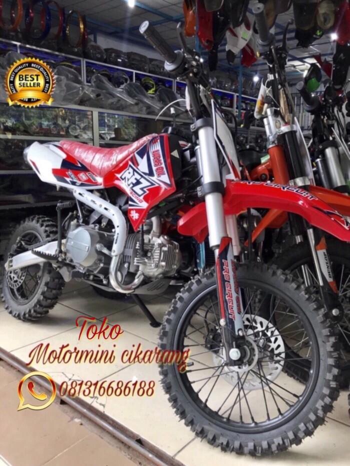 harga Motor mini trail 125cc rfz mesin 4tak honda Tokopedia.com