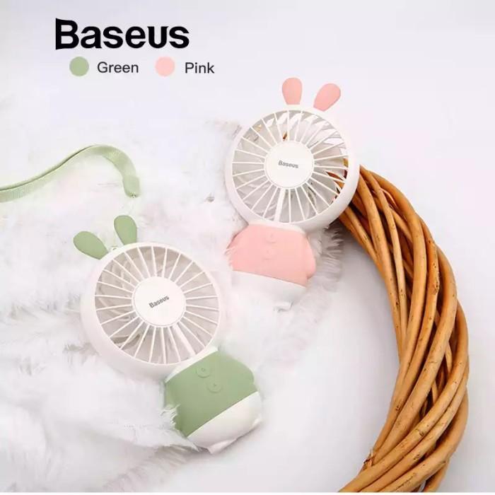 harga Baseus led usb fan 2-speed adjustable portable mini fan hand Tokopedia.com