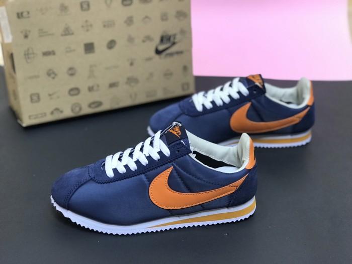 new arrival 4fbd4 4068c Jual Nike cortez classics nylon navy - Kota Bandung - brandshoesbdg |  Tokopedia