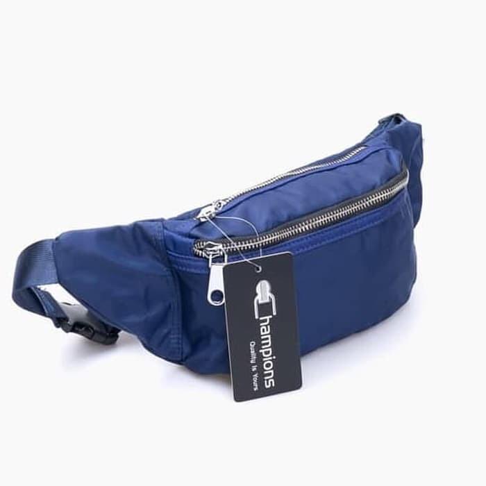 Jual Waist Bag Import Champions Tas pinggang Cowok dan Cewek Bagus ... 47c7317dc5