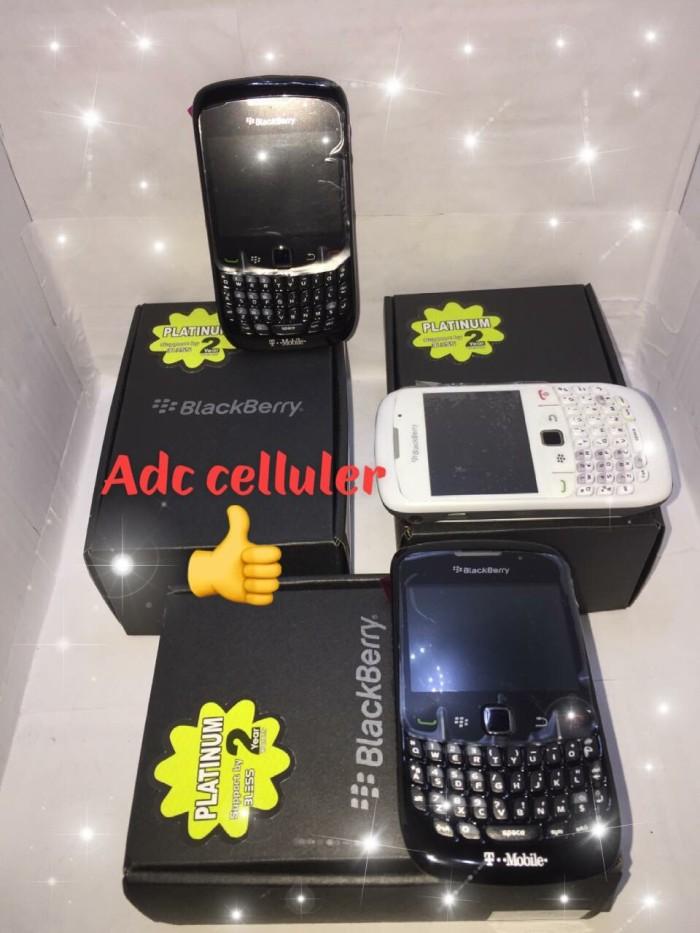 harga Blackberry gemini 8520 garansi distributor platinum 2 tahun Tokopedia.com