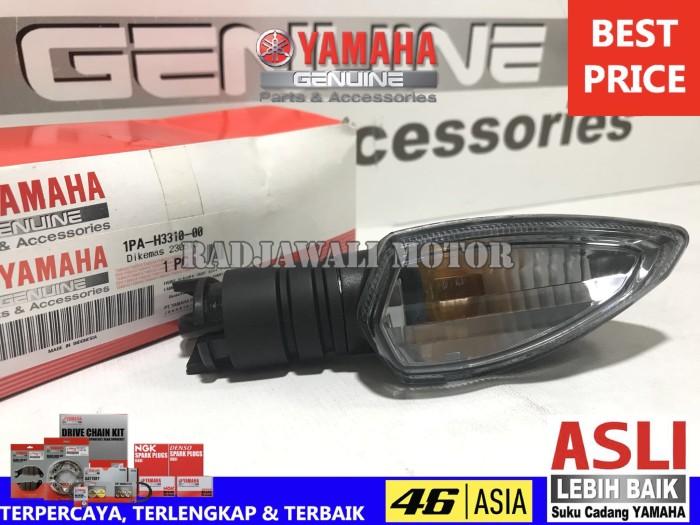 harga Riting sein / lampu sen vixion new depan kiri asli yamaha Tokopedia.com