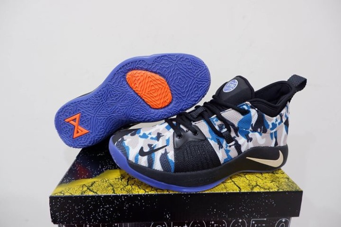 67c005422b85 Jual Nike Paul George 2 Low EYBL - RR7 Shop