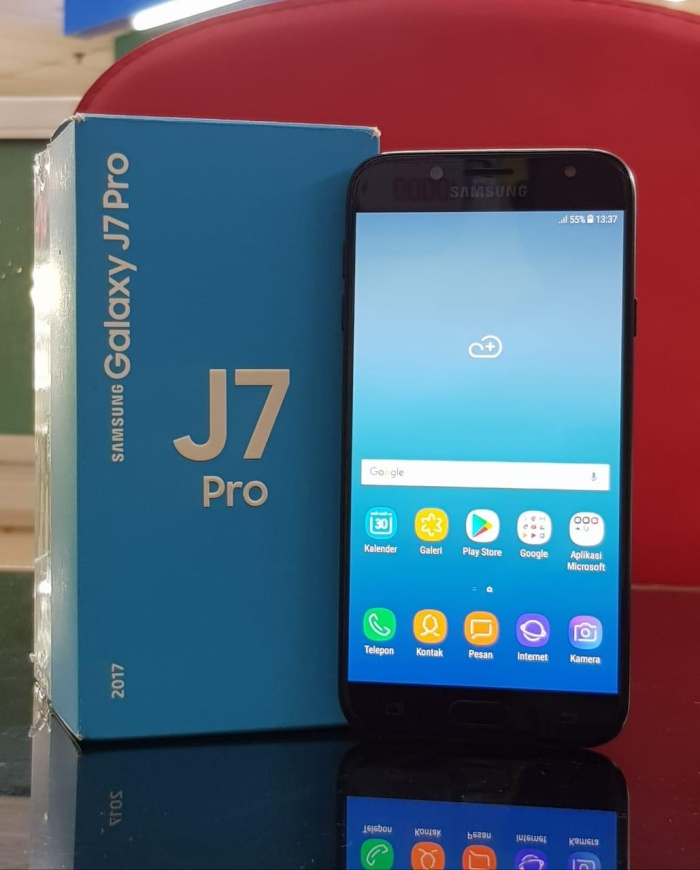 harga Samsung galaxy j7 pro sein ex display pameran Tokopedia.com