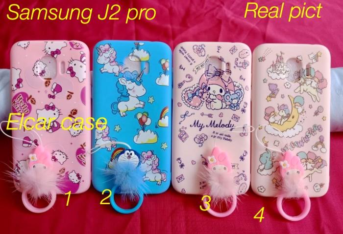 Jual Soft Case Silikon Karakter Samsung Galaxy J2 Pro Samsung J2 Pro J2pro Kab Tangerang Elcar Case Tokopedia