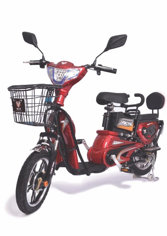 Jual Sepeda Listrik    E-bike Volta 202 - Jakarta Timur