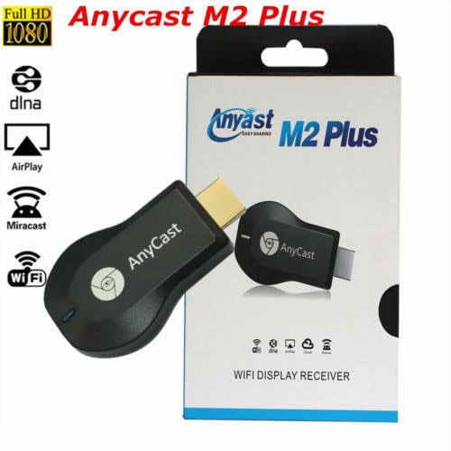 harga Anycast chromecast hdmi dongle wifi 1080p Tokopedia.com