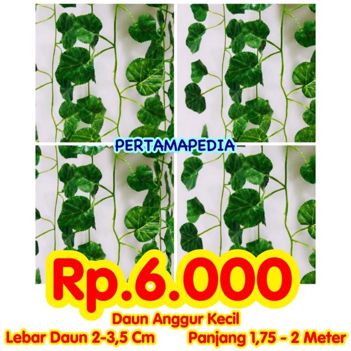 Jual Daun Rambat Bunga Artificial  Daun Rambat Bunga Buatan ... feb8335429
