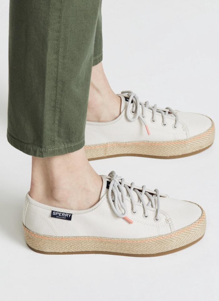 dba4b247ee Jual Sepatu Sperry Platform Sneakers Size 41.5 - babyempire | Tokopedia