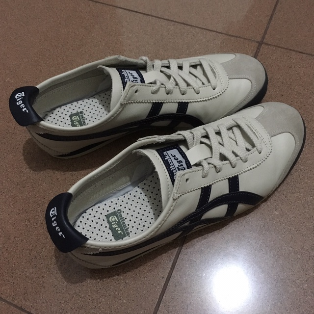 online store 7aa99 7405d Jual 2nd Onitsuka Tiger Mexico 66 Birch/India Ink/Latte - DKI Jakarta - See  2nd | Tokopedia