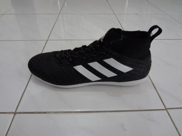 c5d3c6f7d Jual Adidas Ace 17.3 Primemesh IN Core Black White Night Metallic ...
