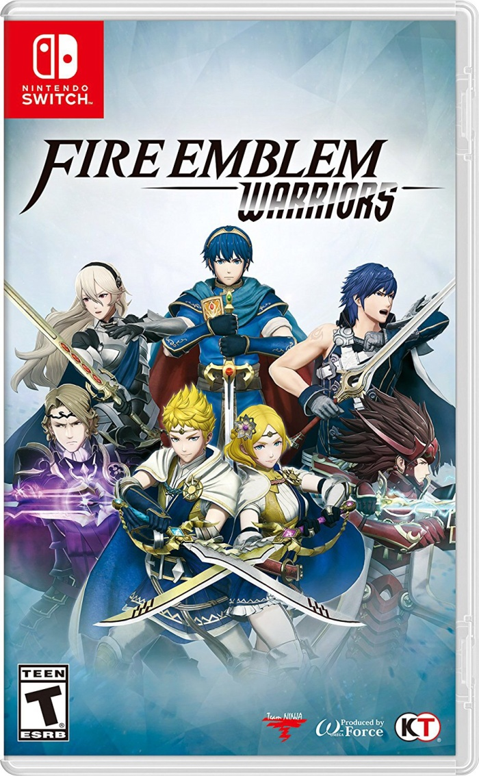 Jual Switch Fire Emblem Warriors Jakarta Selatan Crash Game Station