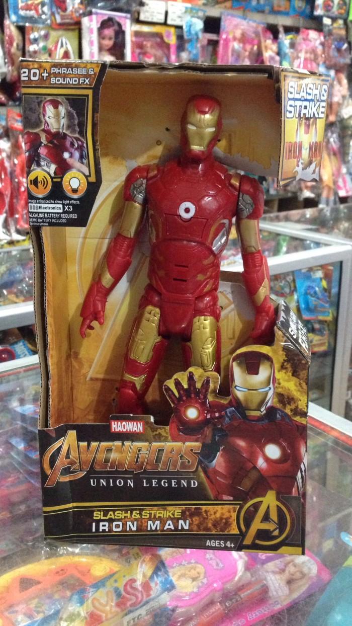 Jual Avengers Ironman Action Figure Kab Garut Funfuntoy