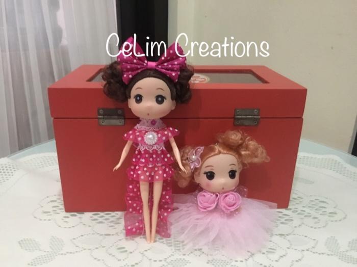 Bar04 - paket boneka barbie korea cantik imut   lucu 4ec9fadc6a
