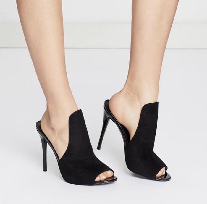 38c36a2e2a3 Jual Steve Madden sinful sandal black sz 7 - Jakarta Utara - Kimllynshop |  Tokopedia