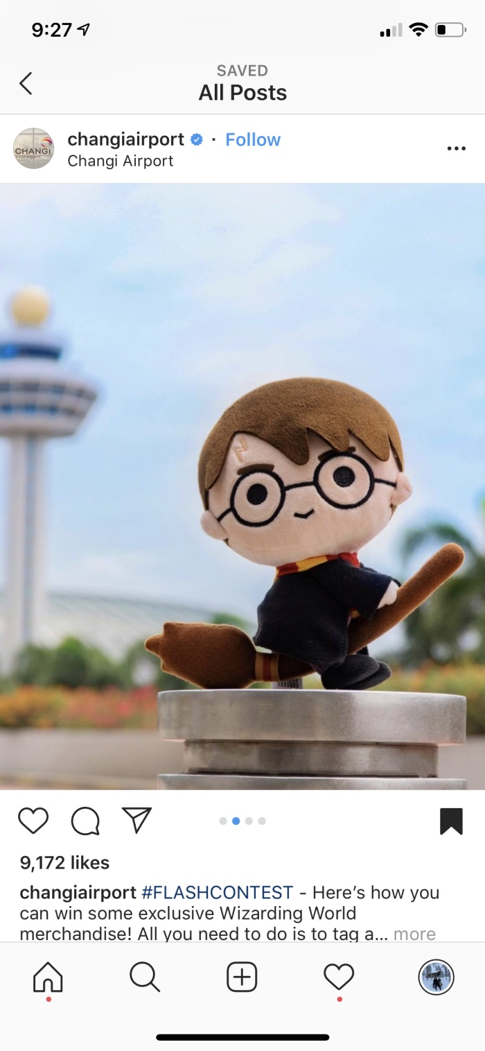 Jual Boneka Harry Potter Asli Hedwig Ron Weasley Hermione Granger Wizarding Jakarta Pusat Miyo Store