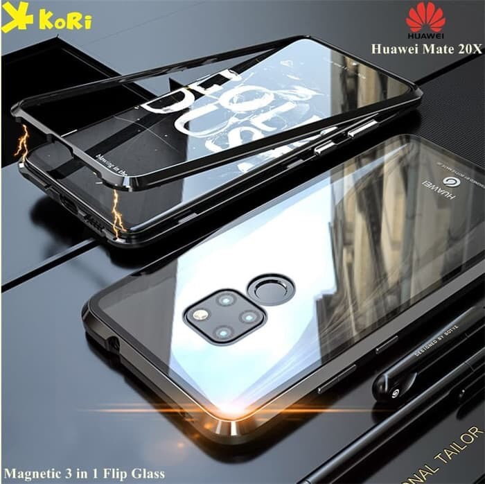 harga Case huawei mate 20x magnetic casing full cover kori Tokopedia.com