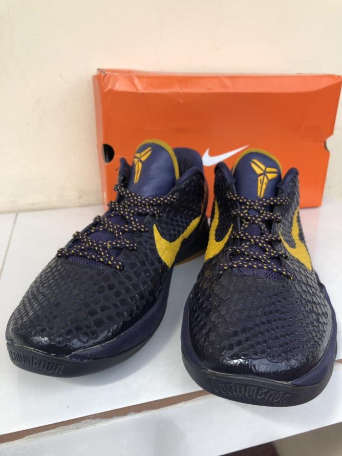 "3386b122654 Jual Nike Zoom Kobe 6 (VI) ""Imperial Purple"" - 429659-501 - Good B ..."
