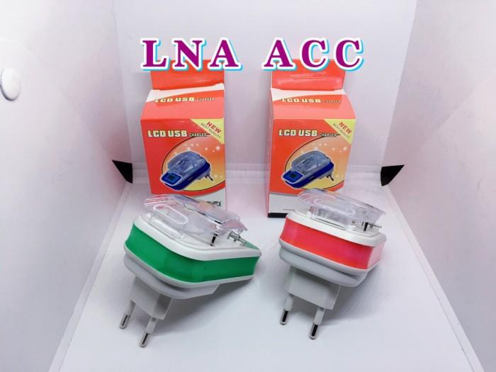 Foto Produk DESKTOP LCD USB CHARGER MERK HYT dari LNA ACC