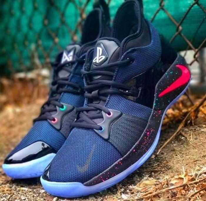 size 40 35c60 08f16 Jual Sepatu Nike X Paul George 2 X Playstation - Kab. Bandung - Antash  Store   Tokopedia