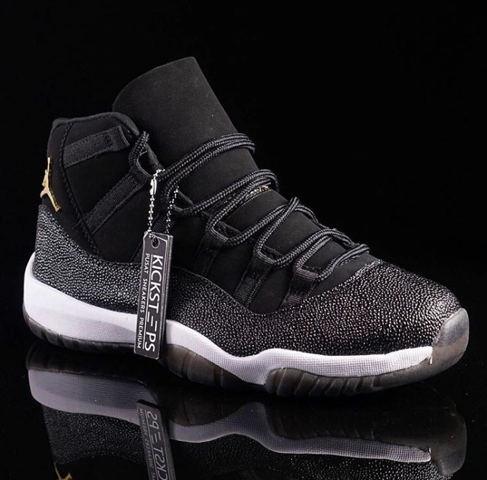 "competitive price 875ab 35c5a Jual Nike - Air Jordan 11 ""Heiress"" (100% Realpict by Kicksteps) - DKI  Jakarta - Kicksteps | Tokopedia"