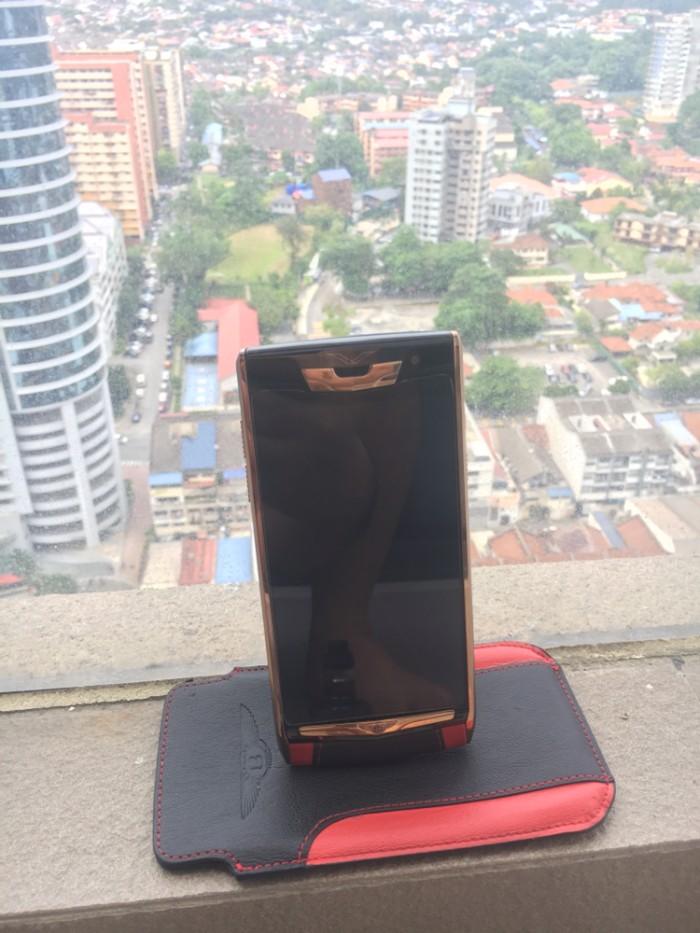 Jual Vertu Bentley MTK 6755 4GB+64 real 4G+ - Kota Depok - GanendraDevice    Tokopedia