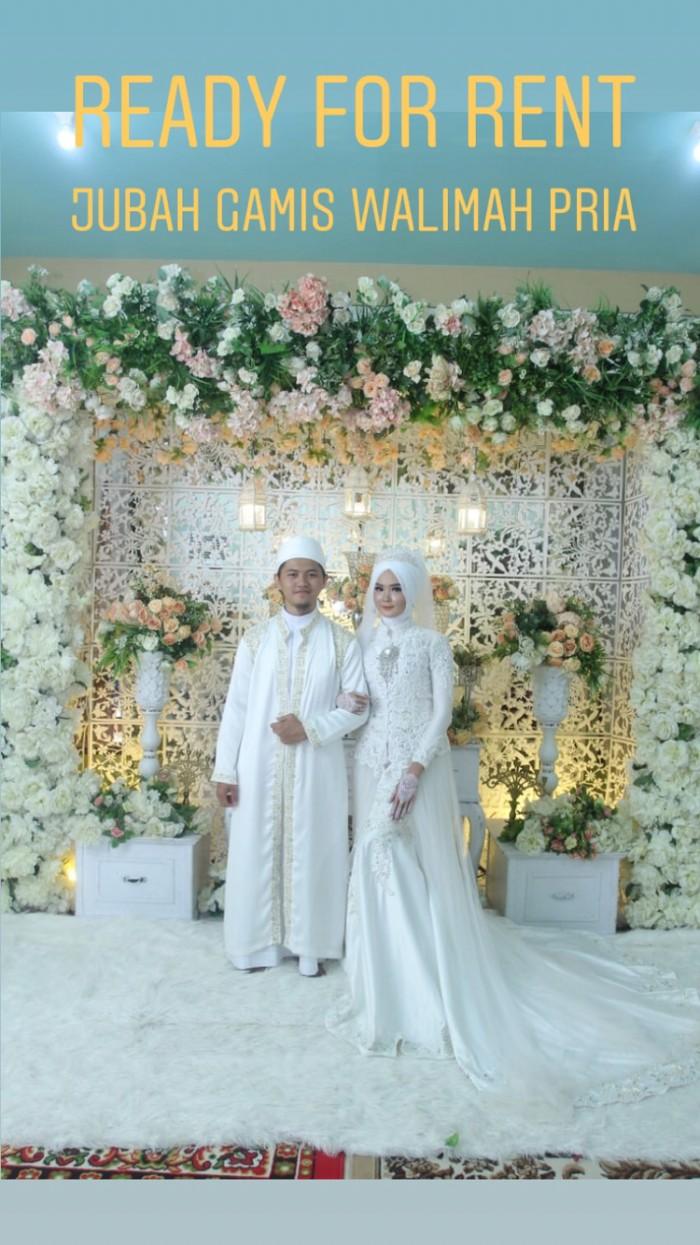 Jual Jubah Gamis Walimah Pria (Sewa) - Kota Bekasi - Falina Beauty & Food   Tokopedia
