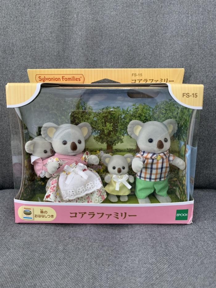 "KOALA BEARS ON PINK DRESS /& HEADBAND  FITS 15/""  DOLLS"