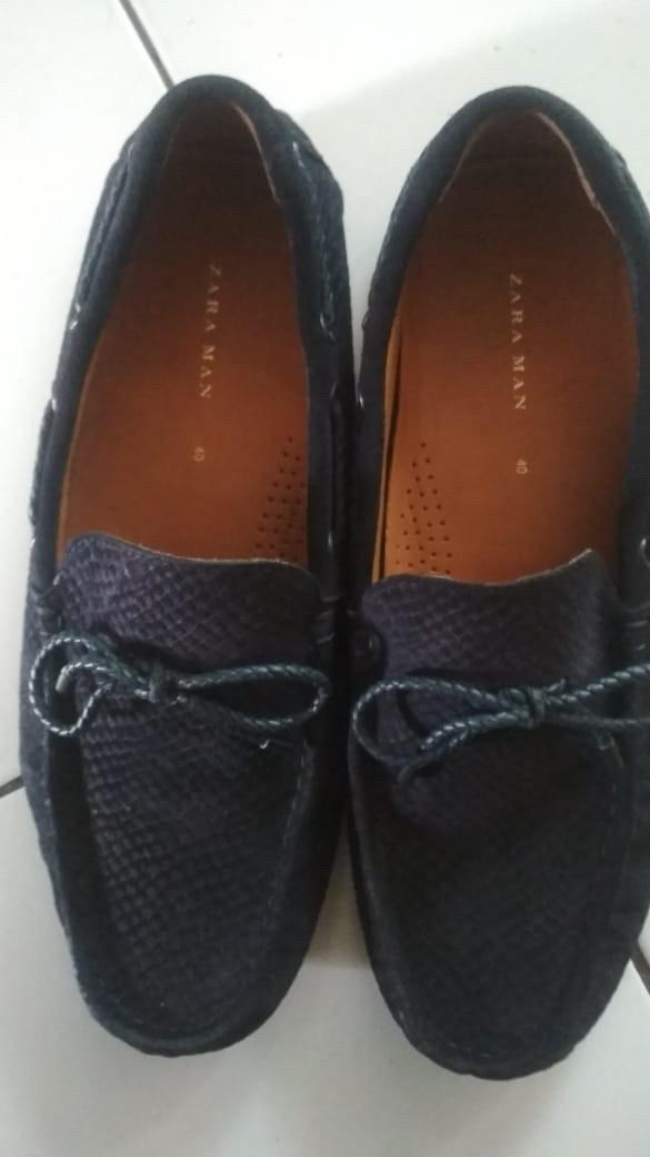 Jual Sepatu Zara Man Kota Bekasi Toko Original Branded Tokopedia
