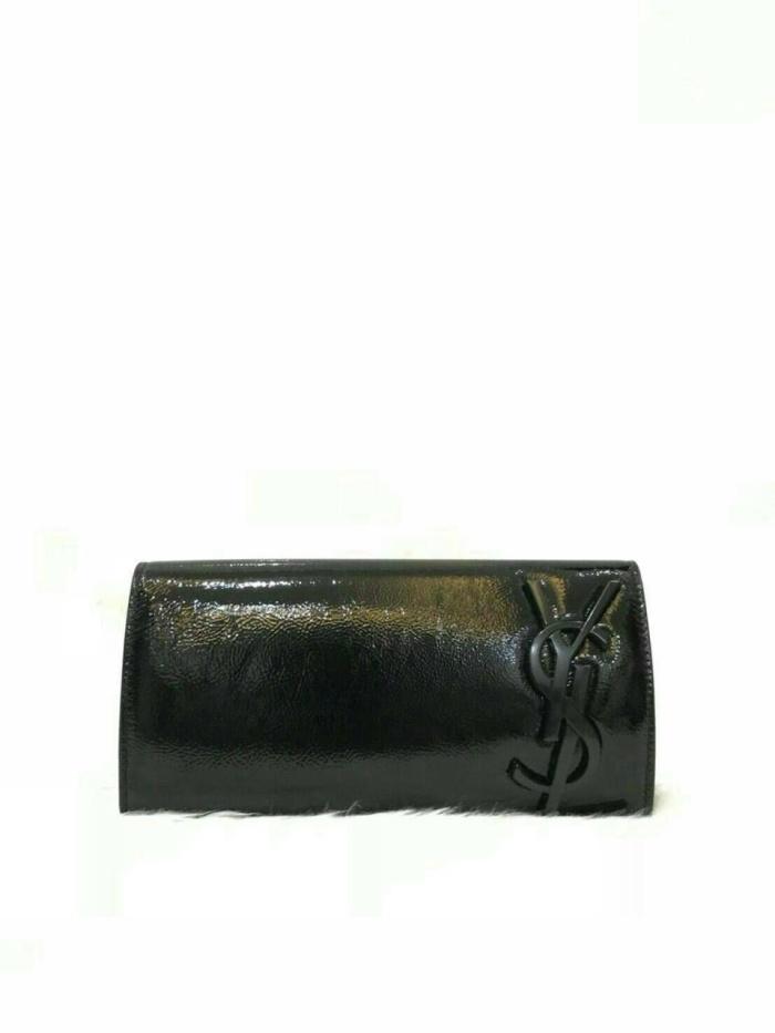 409b907eb6 Jual YSL Clutch all black - DKI Jakarta - Lyscha_ext | Tokopedia