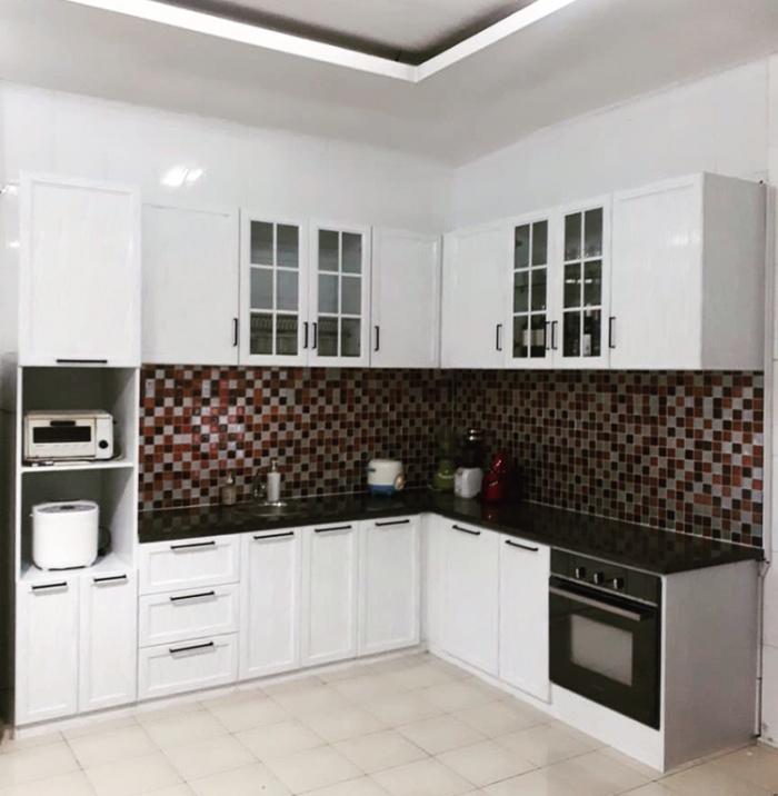 Jual Kitchen Set Aluminium Klasik Dan Modern Jakarta Selatan