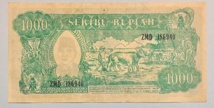 harga Uang Kuno/Soekarno (Istimewa) Rp. 1.000,- tahun 1964 Tokopedia.com