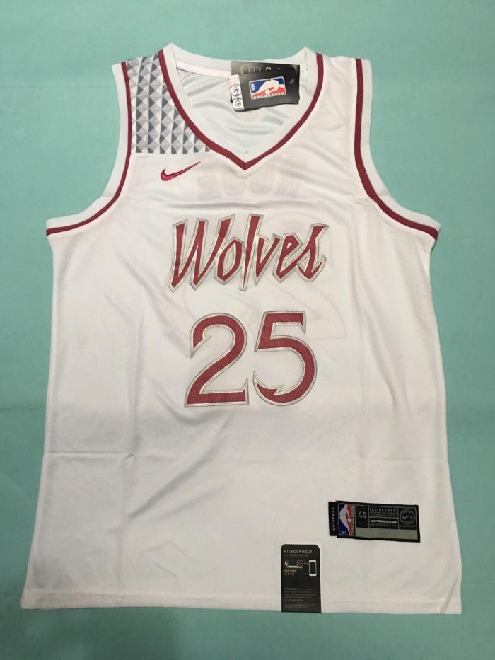 quality design 6e564 f2073 Jual Derrick rose white pink jersey size S M L XL - Jakarta Selatan -  DIDIMART | Tokopedia