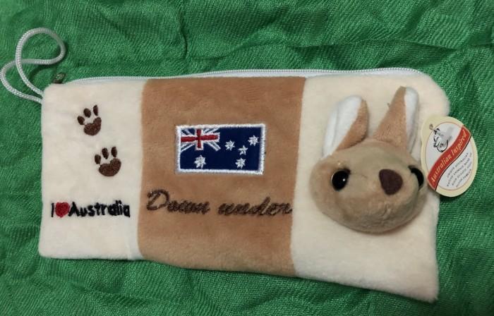 Foto Produk Tempat Pensil Kanguru Australia dari Jaxx Traveler