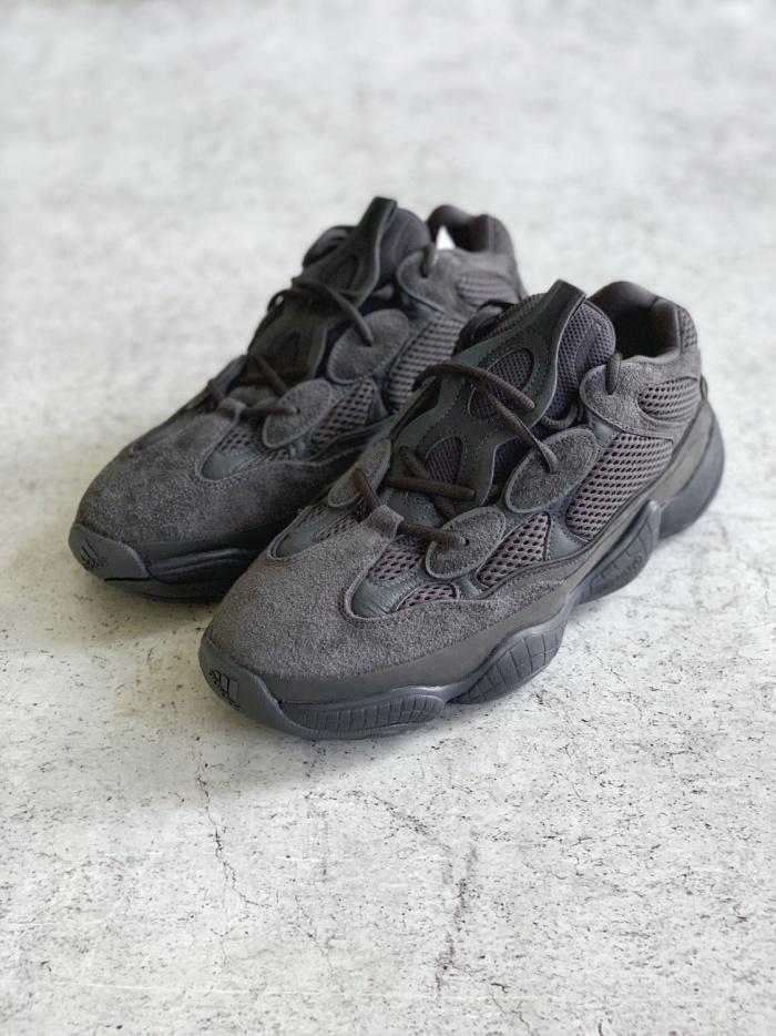 1e20b64be Jual Adidas Yeezy 500 Utility Black - Kota Tangerang - Sneakers Flux ...