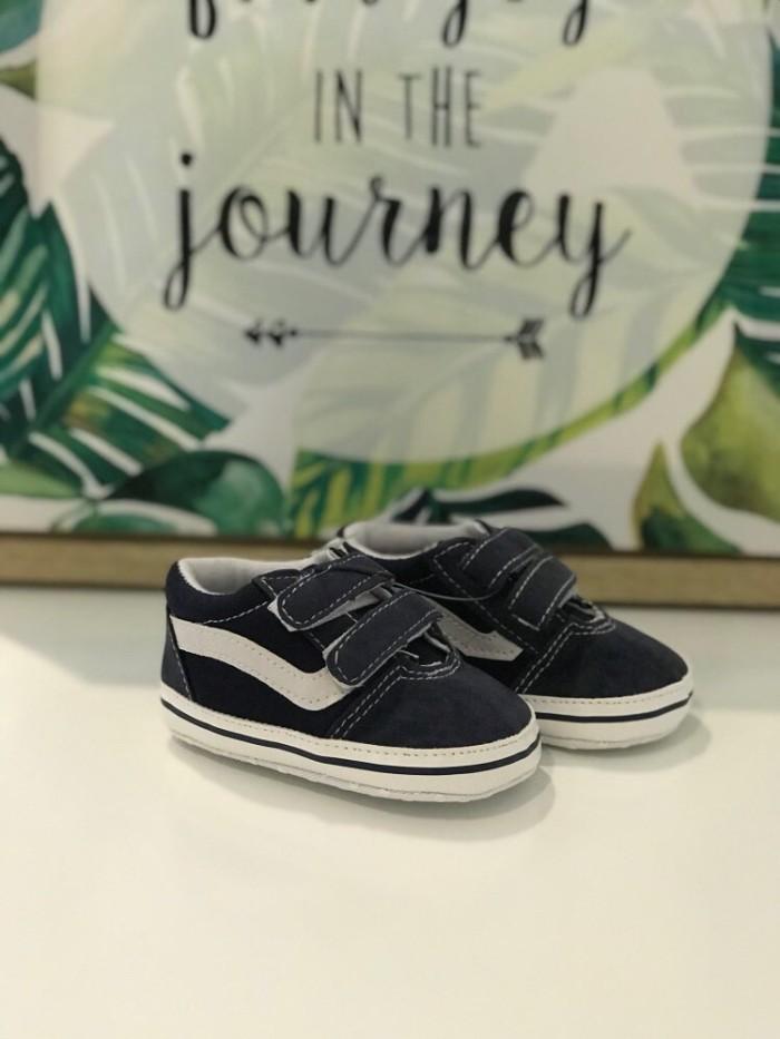6ec9de92aa Jual Sepatu Bayi Prewalker Shoes model Vans Old Skool - Kota ...