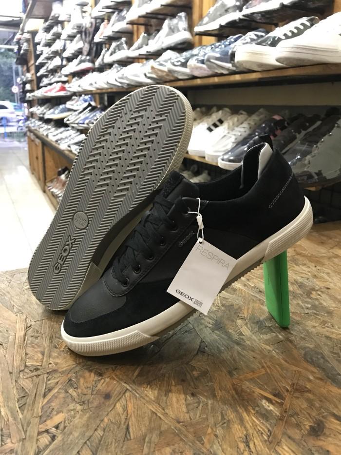 Sepatu GEOX RESPIRA LEATHER Terbaru size 43 Original Made in Indonesia 0db64a1c42
