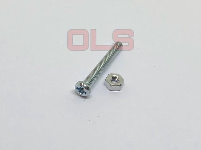 Foto Produk Baut JP M3x30 Plus MUR 100 Pc dari OLS_Fastener