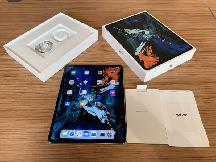 Jual iPad Pro (2018) 3rd Generation 12.9 Inch 64GB Wifi ...