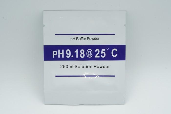 Foto Produk PH Buffer 9.18 25C Powder for PH Test Meter Measure Calibration dari MOREmoreMORE