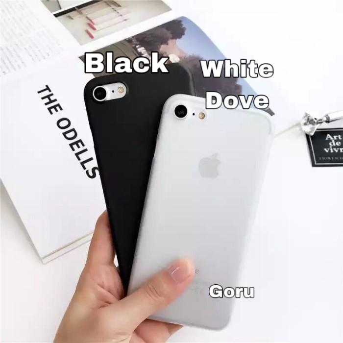 Foto Produk Ultra thin case Iphone X Xr Xs Max 6 6s 7 8 plus Cover Soft Hard cover dari goru
