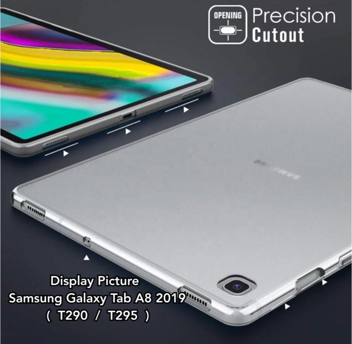 Foto Produk Samsung Galaxy Tab A8 2019 T295 T290 Softcase Bening dari bima sakti online store