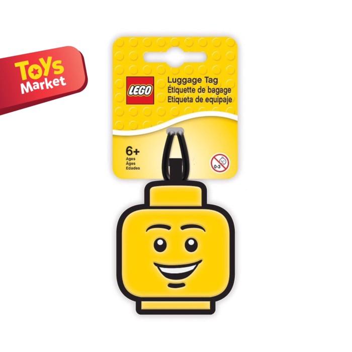 Foto Produk LEGO Boy Luggage Tag dari Toys Market